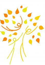Logo foret jaune
