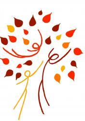 Logo foret rouge